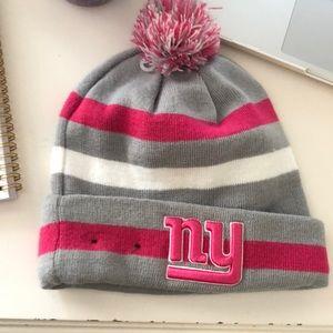 NY Giants winter beanie
